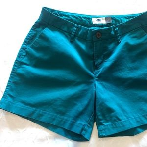 "Old Navy 5"" inseam shorts Sz 2"